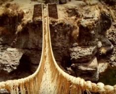 плетеный мост